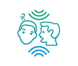Tem dificuldades para entender conversas em lugares barulhentos