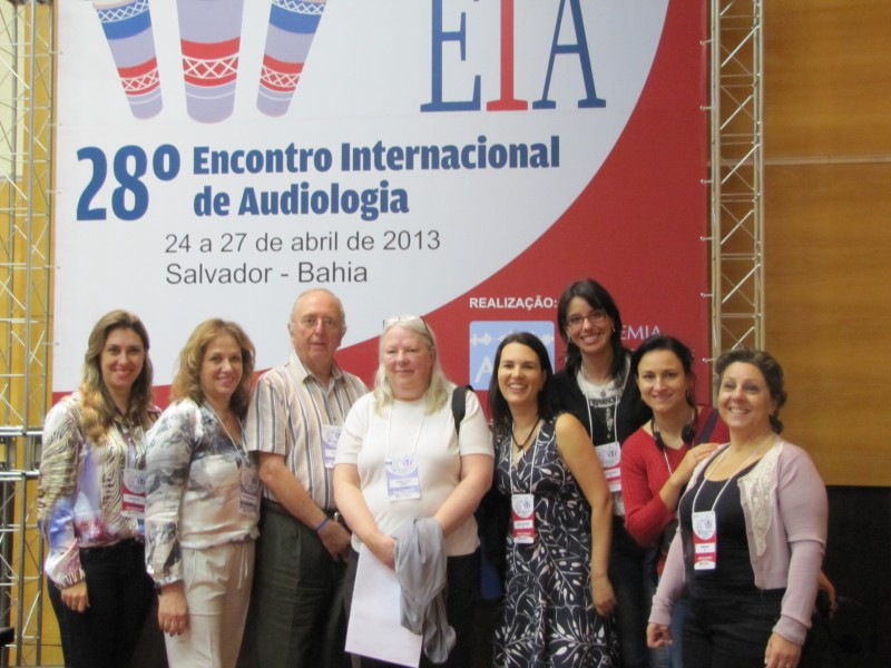 Encontro Internacional de Audiologia 28º EIA