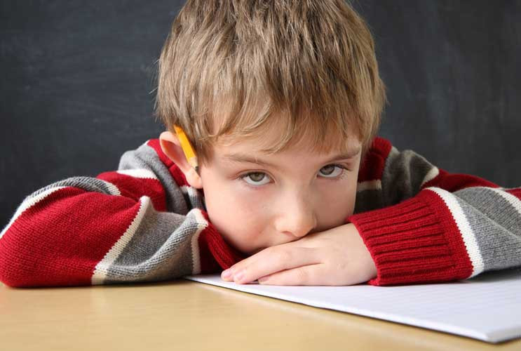 TDAH e Distúrbios no Ouvido Interno.