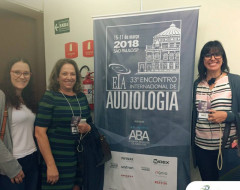 33º EIA- Encontro Internacional de Audiologia