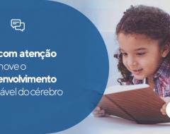 O hábito da leitura promove o desenvolvimento do cérebro