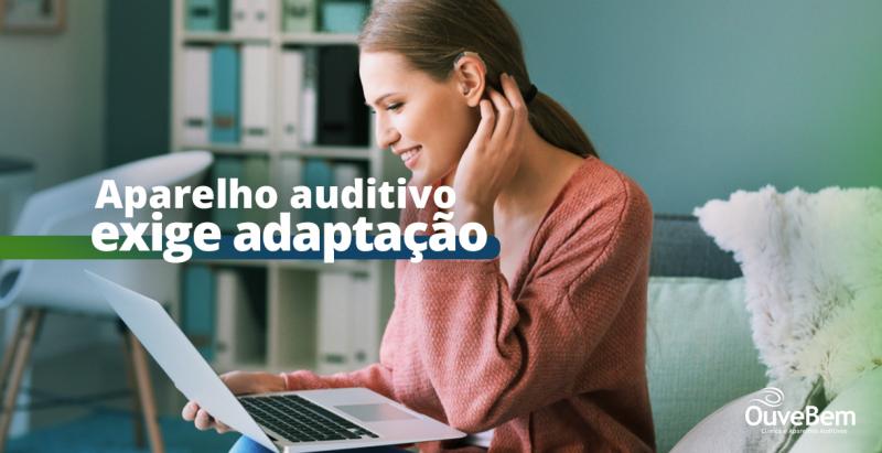 Aparelho auditivo exige adaptação: entenda como evoluir no dia a dia em 8 passos