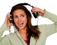 Fones de ouvido são tão perigosos quanto turbinas de avião